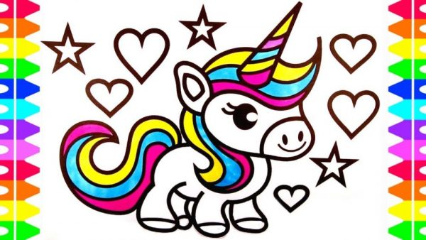 It is an image of Printable Unicorn Coloring Pages throughout winged unicorn