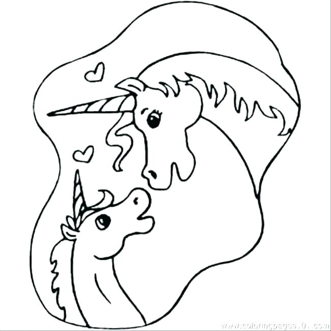 15 Free Printable Unicorn Coloring Pages For Kids And Adults Sheable